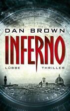 Inferno von Dan Brown (2013, Gebundene Ausgabe), neu und eingeschweißt, Thriller