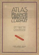 More details for louis larmat atlas de la france vinicole cover champagne g.h. mumm & co. 1944