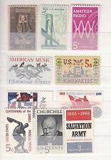 USA Gran lote conmemorativos grandes nuevos** 49161v3v1(05)