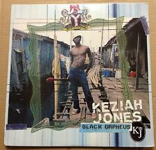 Keziah Jones-Black Orpheus funk 2 LP NEW 2003 orig. sealed rar!!!