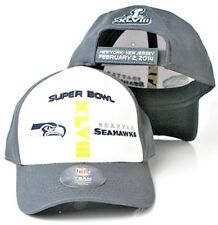 Seattle Seahawks Cap Youth Super Bowl XLVIII NFL Special Edition Adjustable