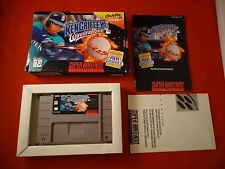 Ken Griffey Jr.'s Winning Run (Super Nintendo SNES 1996) COMPLETE w/ Box manual