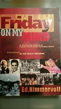 Friday On My Mind Account Of Australian Popular Music Book