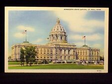 MN - STATE CAPITOL - ST. PAUL - 1930-1944