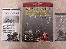 TERRA-THERMO, HEIZKABEL 3m/15W, TERRARIUM-HEIZKABEL, TERRARIUMHEIZUNG