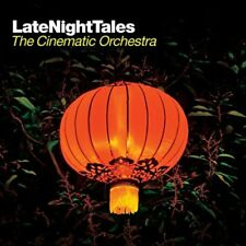 Cinematic Orchestra - Late Night Tales CD NEU