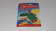 Gerry Anderson Thunderbirds Matchbox Pull Back Action Thunderbird 2 MOC 1992