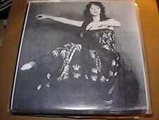 "KATE BUSH secret message ( rock ) 7"" / 45 - picture sleeve PROMO - GREEN - TOP"