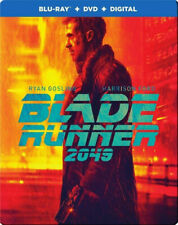 Blade Runner 2049 OOP Best Buy Exclusive STEELBOOK Blu-ray+DVD+Digital Copy
