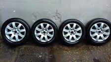 "VW GOLF MK5 16"" INCH IMOLA ALLOY WHEEL'S WITH TYRES X 4 215/55R16"