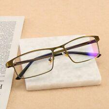 Men Photochromic Reading Glasses Progressive Multifocal Anti-Blue Light +1.0~4.0