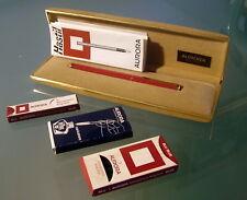 AURORA HASTIL stylo à plume fontaine pen Laque rouge Rouge nib 14k