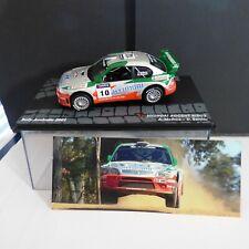 voiture 1/43 IXO Altaya Rallye HYUNDAI Accent WRC2 McRae Australie 2001