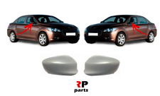 FOR PEUGEOT 301 2013 - 2019 NEW WING MIRROR COVER CAP FOR PAINTING PAIR SET