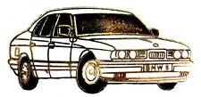 AUTO Pin / Pins - BMW 5er / 90er Version weiss [1246]