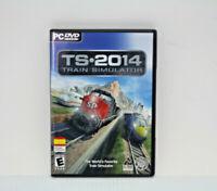Tri Synergy Train Simulator 2014 (PC DVD) & world of simulators ultimate edition