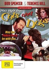 CATS AND DOGS - BUD SPENCER & T HILL -  NEW DVD