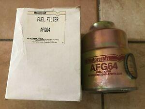 Ford Fuel Filter AFG64 Motorcraft NOS Genuine