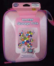 Vtech InnoTab Systems InnoTab Storage Tote - Pink w/ Flowers 80-200550