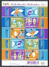 NEDERLAND 1.OKT.2008 - NEDERLANDSE KABOUTERS - NVPH NR. V2603-2607
