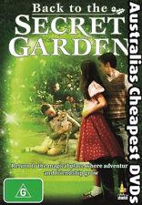 Back To The Secret Garden DVD NEW, FREE POSTAGE WITHIN AUSTRALIA REGION ALL