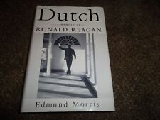 Dutch : A Memoir of Ronald Reagan by Edmund Morris (1999, Hardcover)