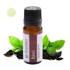 Basil Essential Oil - Aramacs Brand