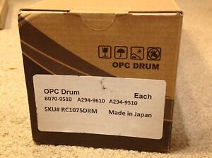 OPC Drum B0709510 A2949510 for Ricoh 1060 1085 1105 2051 2075 2090 2105