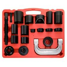 21PC C-PRESS BALL JOINT MASTER SET SERVICE KIT REMOVER INSTALLER 2 4 WD AUTO