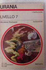 Urania N°0504 LIVELLO 7MORDECAI ROSHWALD