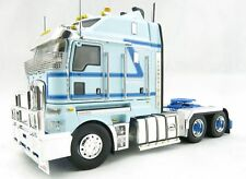 Drake NEW AUSTRALIAN KENWORTH K200 FAT CAB PRIME MOVER TRUCK BLUE Z01401 1:50