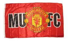 Neu Original Manchester United Fahne MUFC