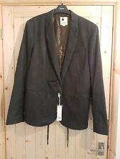 Stunning Diesel Jittei Jacket Blazer Charcoal Bnwt Size XL..