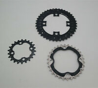 SHIMANO deore m6000 crankset chainring disc m6000-3 30 speed chainrings 96mm bcd