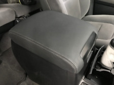 TOYOTA LANDCRUISER 200 SERIES GENUINE LEATHER CONSOLE LID ARM REST COVER