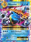 Pokemon XY Evolutions M Blastoise EX Ultra Rare Card 22/108 MINT