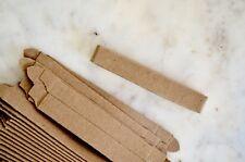 Kraft Box Packaging for Slim Line Lip Balm Tubes - Set Of 25