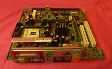 Dell GX260 00T606 0T606 Socket 478 Motherboard Complete With I/O Back Plate