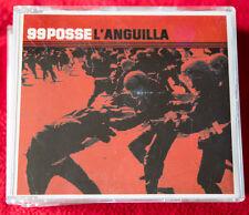 99 POSSE cd promo L'ANGUILLA SUPER RARO! MEG ANNO 2000