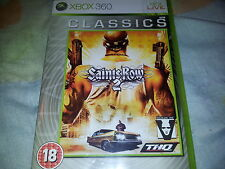 XBOX 360 GAME SAINTS ROW 2