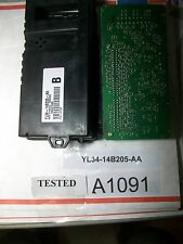 YL34-14B205-AA  TESTED 2001 Ford F150 GEM MULTIFUNCTION MODULE  TESTED #A1091*