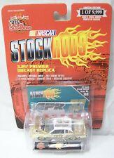 VERY RARE RACING CHAMPIONS STOCK RODS 1/64 KEN SCHRADER 1987 BUICK 1999 DIECAST