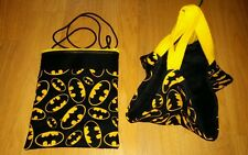 Sugar Glider Bonding Pouch  & Hammock  (BATMAN EMBLEM!!!)