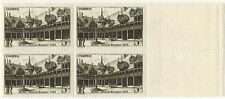 1941-Bloc de 4 timbres-France neuf**Hotel Dieu-Beaune(21)-Stamp.Yv.499