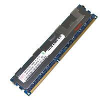 Hynix HMT151R7BFR4C-H9 4GB DIMM DDR3 1333 MHz PC3-10600R CL9 ECC RDIMM RAM REG