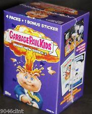 2013 GARBAGE PAIL KIDS BNS 3 BONUS BOX W/EXCLUSIVE BONUS CARD BRAND NEW SERIES 3