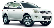 GREAT WALL V240 X240 2.4L HOVER 2009-2011 WORKSHOP MANUAL on CD