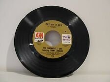 45 RECORD THE CHECKMATES - PROUD MARY