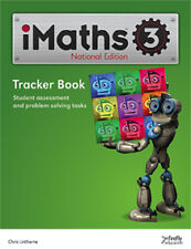 iMaths National Edition Tracker Book 3....Great for extra practice at home!