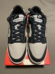 Nike Dunk Low Georgetown Championship Grey Size 12 DD1391-003 IN HAND!